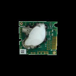 Sensor zur Überwachung von rF, T, CO2