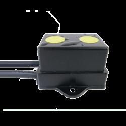 Transmitter T3000 im IP67 geschützten Gehäuse