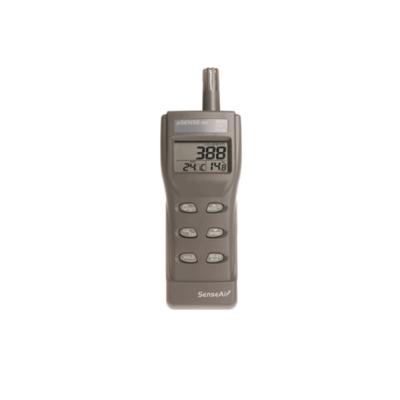 mobiles Messgerät für schnelle Messungen von CO2, rF, T